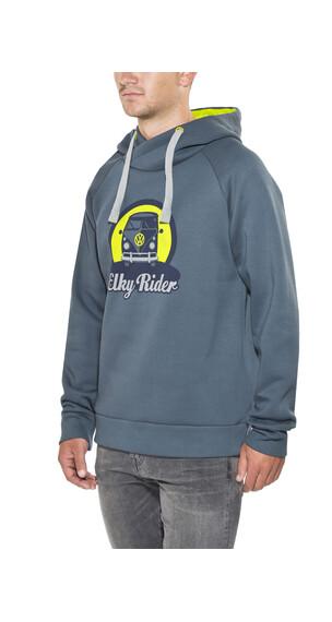 Elkline Scheunenfund sweater Heren grijs